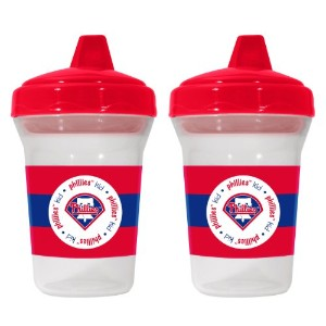 MLB Philadelphia Phillies Sippy Cups, by Baby Fanatic