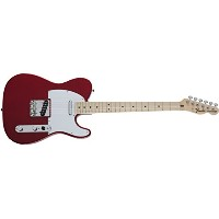 Fender エレキギター MIJ Traditional 70s Telecaster® Ash Maple Candy Apple Red