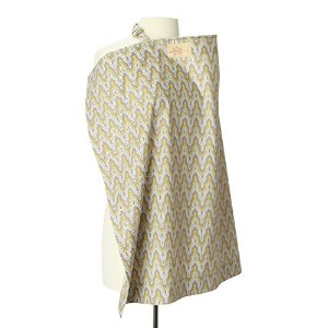 PunkinWrap Multi-Functional Baby Nursing Cover and more! (Cape Canaveral) by Punkinwrap