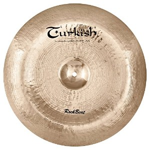 Turkish Cymbals Rock Series 17-inch Rock Beat Swish * RB-SW17
