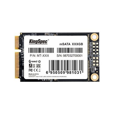 KingSpec 64GB mSATA3 MINI PCI-E MLC Solid State Drive 64gb mSATA SSD