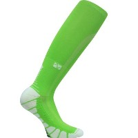 VitalSox - Performance & Recovery Socks バイタルソックス ライムグリーン - Made in Italy (M)
