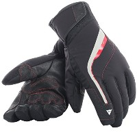 DAINESE(ダイネーゼ) HP2 GLOVES 4815939 Y60-STRETCH-LIMO/HIGH-RISK-RED S