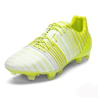 adidas - Nitrocharge 1.0 Hunt FG White/Glow/サッカースパイク  Nitrocharge 1.0 Hunt FG White/Glow (10)
