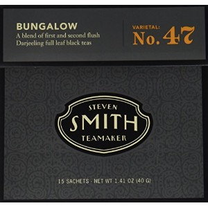 Smith Teamaker Black Tea - Bungalow/ 15 Bags by Smith Teamaker