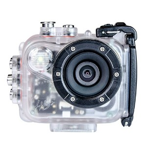 Intova HD2 Waterproof 8MP Action Camera with Built-In 150-Lumen Light & Remote Control by Intova