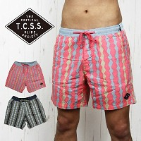 TCSS FEVER TRUNK( 1.レッド/CORAL , 32インチ)