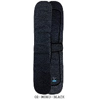 17-18 eb's (エビス) ソールカバー KNIT COVER THE BARI ORIGINAL COLOR MOKU-BLACK SM(135-150cm) ニットカバー ザ・バリ...
