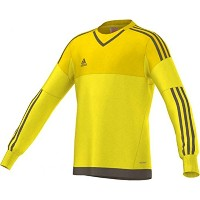 Adidas Onore Top 15 Goalkeeper Jersey -Yellow (Youth)/サッカー ゴールキーパージャージー Onore Top 15 ジュニア向け (Y-X...