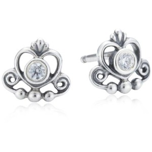 【並行輸入品】PANDORA パンドラ Sterling Silver Earrings ref: 290540CZ
