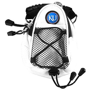NCAA Kansas Jayhawk – Mini Day Pack – ホワイト