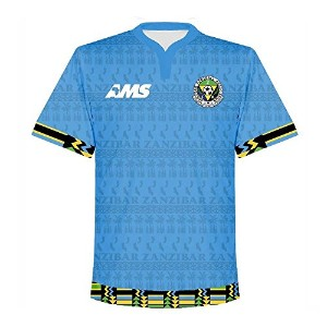 2017-2018 Zanzibar Away Football Shirt