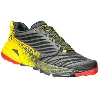 (ラ・スポルティバ)LA SPORTIVA Akasha Black/Yellow 39(24.9cm)サイズ 26YBY