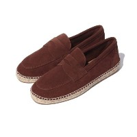 ★dポイントが貯まる★【SHIPS OUTLET(シップス アウトレット)】【SHIPS】ABARCA:SUEDE LOAFER【dポイントでお得に購入】