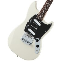 Fender / Made in Japan Traditional 70s Mustang Rosewood Fingerboard Vintage White 【お取り寄せ商品】...