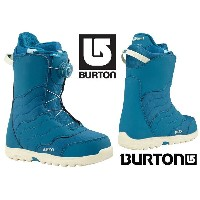 2018 BURTON バートン ブーツ MINT BOA SNOWBOARD BOOT BLUE