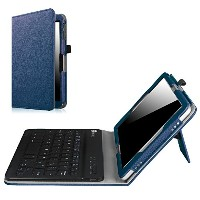 Fintie NuVision 8インチタブレットキーボードケース CZBG010US