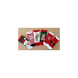 Baby Pure Cotton Thickened Terry Towel Socks for Autumn,winter 6-18 Months by Holiday Catalog