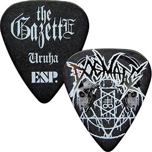 ESP Artist Pick Series the GazettE DOGMATIC Pick [PA-GU08-DOGMASTIC] ×10枚セット
