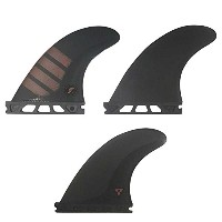FUTURES FINS ALPHA SERIES F4 CARBON RED 3FIN/Futures. フューチャーフィン トライフィン