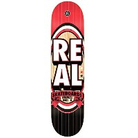 REAL Skateboard Deck RENEWAL STACKED XL RED 8.25 by Real