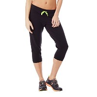 Zumba (ズンバ) Simply Solid Crop Sweatpants [並行輸入品] (L)