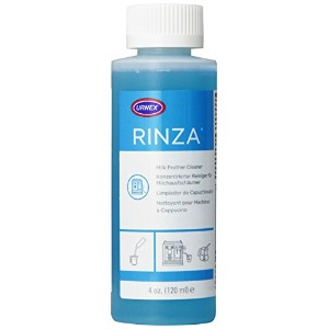 Rinza Milk Frother Cleaner, 4 oz Bottle by Urnex