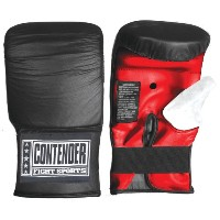 Contender Fight Sports従来ボクシングキックボクシングムエタイトレーニンググローブスパーリングPunching Bag Mitts S