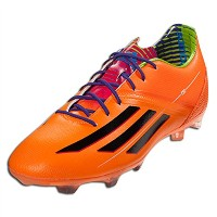 Adidas F30 TRX FG Cleats Solar Zest/Black/Vivid Berry/サッカースパイク F30 TRX FG (7.5- 25.5cm)