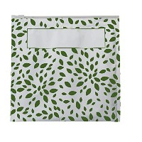 Reusable Sandwich Bags - Best Insulated Bag to Keep your Snacks and Lunch Cool & Fresh - Easy...