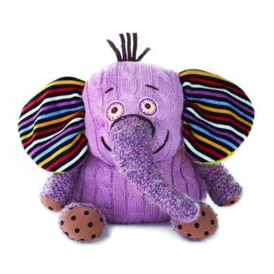 Nat and Jules Plush Toy, Elanora The Elephant by Nat and Jules