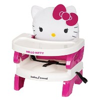Adorable Baby Trend EasySeat Toddler Booster Seat, Hello Kitty by Baby Trend