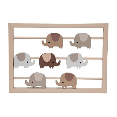 Lambs & Ivy Oatmeal Cookie Wall Decor by Lambs & Ivy