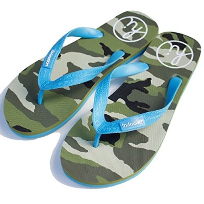 IN4MATION (インフォメーション) ビーチサンダル In4m Aovees Hi Slippers (9us) [並行輸入品]
