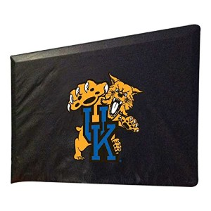 Kentucky Wildcats TVカバーテレビプロテクター 60 Inch TV60UKYCat 1