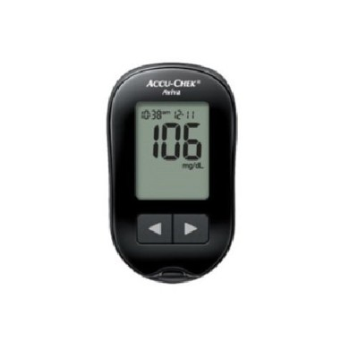 Roche 365702101104 Accu-Chek Aviva Diabetes Meter, Manual and Case Only by accu check