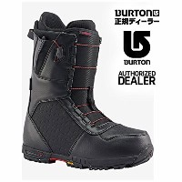 BURTON バートン 【Imperial ASIAN FIT】 Black 8inch(26cm)【Speed Zone】 SNOWBOARD スノーボード 正規品 保証書付 ブーツ BOOTS...