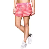 Under Armour Women 's Perfect Pace Short XL ピンク