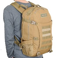 Aircee ( TM )アウトドアGear AssaultコンパクトバックパックSmall Tactical Molleバックパック防水旅行用デイパックMilitary Rucksacks 25l