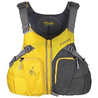 Stohlquist Misty個人Flotation Device L イエロー