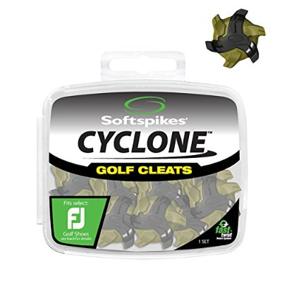 Softspikes Cyclone Golf Fast Twist Cleat