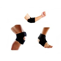 1 Elbow Brace Strap, 1 Lightweight Knee Brace Strap, and 1 Ankle Strap (ST6) for Recovery, Support,...