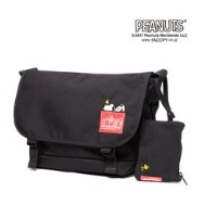 Manhattan Portage × PEANUTS Casual Messenger Bag M【マンハッタンポーテージ/Manhattan Portage レディス, メンズ ショルダー...