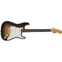 Fender エレキギター MIJ Traditional '60s Stratocaster® Rosewood 3-Color Sunburst