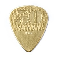 JIM DUNLOP 50TH ANNIVERSARY NYLON GUITAR PICK 442R088 0.88mm ギターピック×12枚