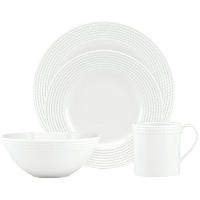 Kate Spade New York Wickford 4ピース食器類Place Setting