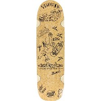 Santa Cruz Skateboards Mark Gonzales Salba x Gonz Assorted Veneer Color Skateboard Deck - 8.75 x 32...