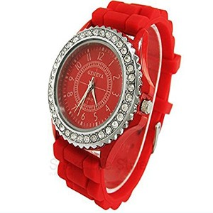 ACEスポーツキュート腕時計Silicon Watch for Girl Lady