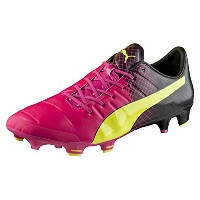 Puma EVOPOWER 1.3 TRICKS FG (Pink)/サッカースパイク EVOPOWER 1.3 TRICKS FG (8 -26.0cm)