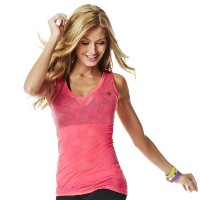 Zumba (ズンバ) Hubble, Hubble Sleeveless V-Neck, CSMO [並行輸入品]